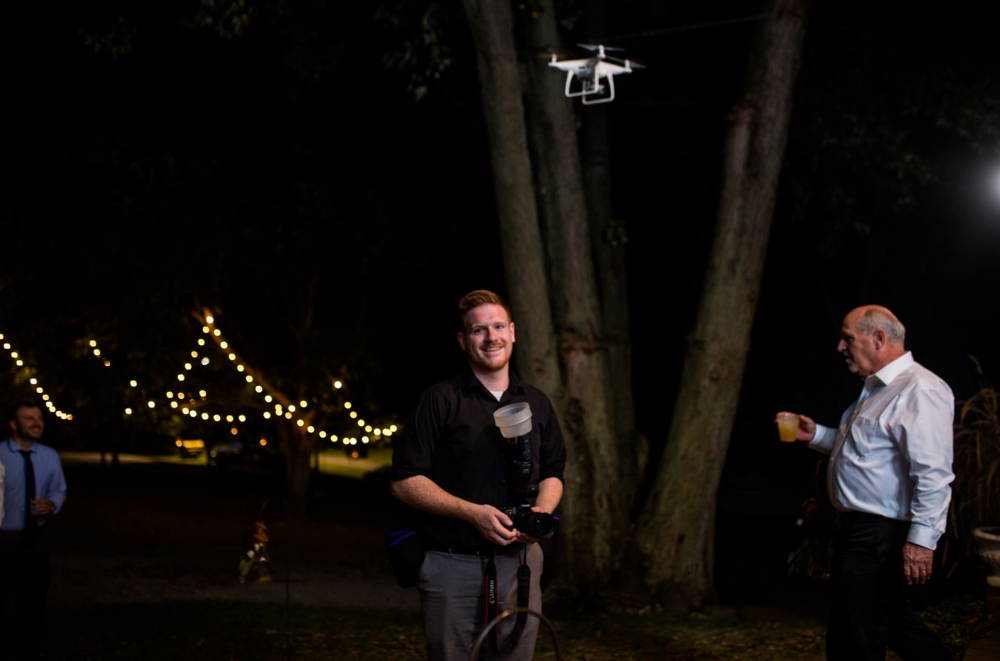 We were pretty pumped about this drone.