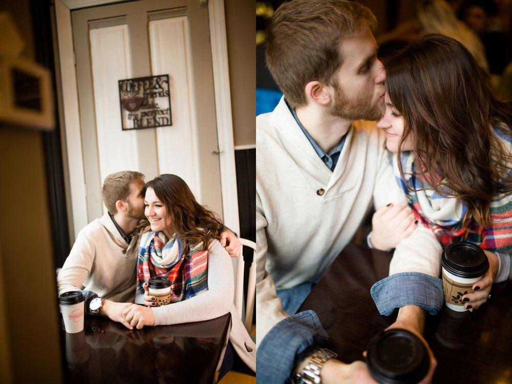 historic harmony engagement photos, cranberry township wedding photographer, pizza making engagement session, cooking engagement photos