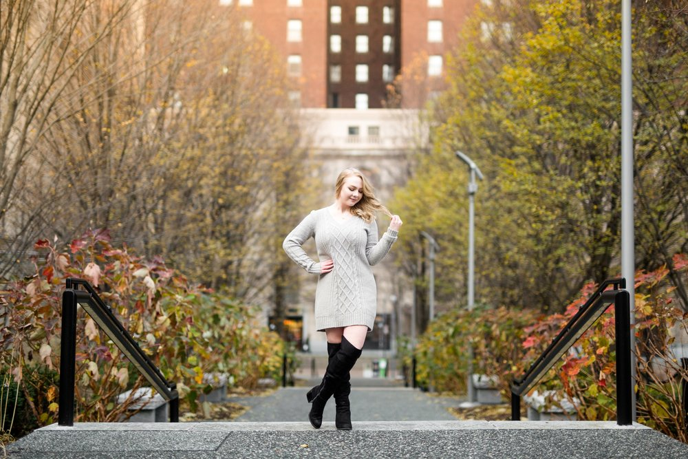 pittsburgh senior pictures, downtown pittsburgh senior photos, pittsburgh senior photographer, cranberry township senior photographer