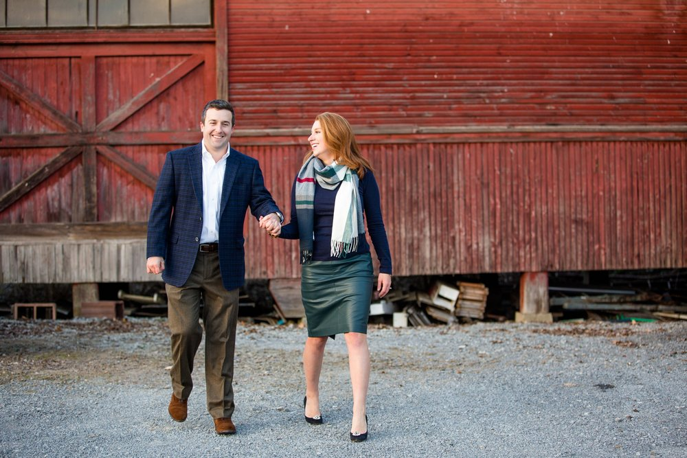 historic harmony engagement photos, cranberry township engagement photographer, pittsburgh engagement photographer