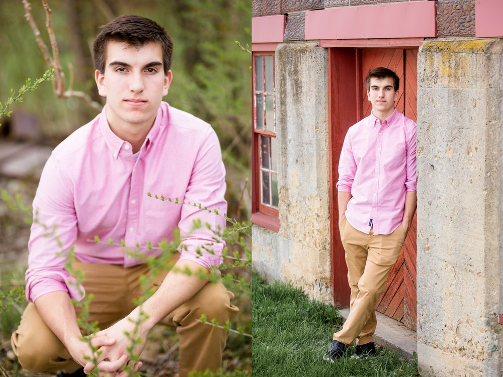 north catholic senior photos, historic harmony senior pictures, cranberry township senior photographer, pittsburgh senior photographer