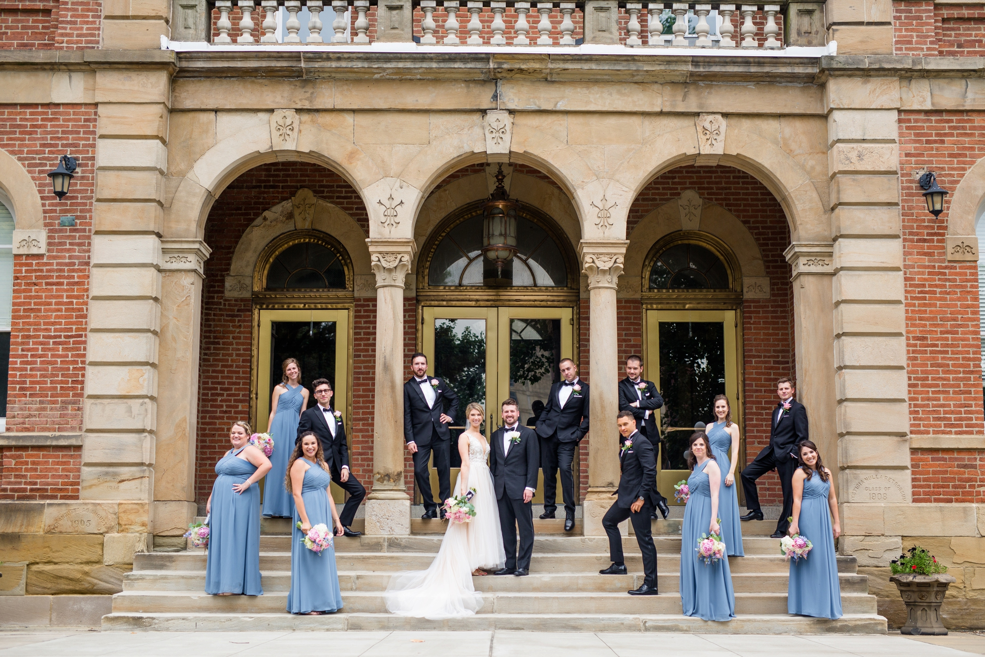 Emily & Brady: Hilton Garden Inn Southpointe Wedding Photos — Jenna ...