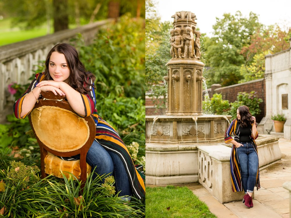 pittsburgh senior photographer, hartwood acres pictures, phipps conservatory pictures, moraine state park pictures, mcconnells mill pictures, oakland pictures, cranberry township photographer