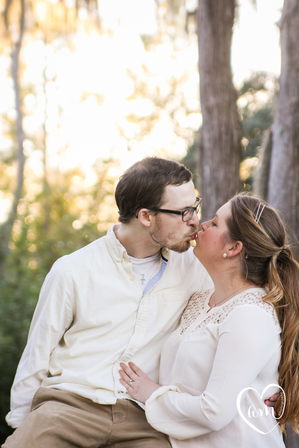 charming engagement photography in orlando florida