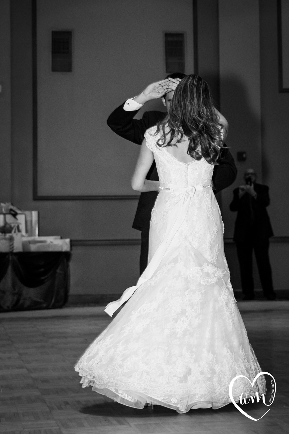 First Dance Photo by Amanda Mejias Photography: Destination Wedding Photographer.