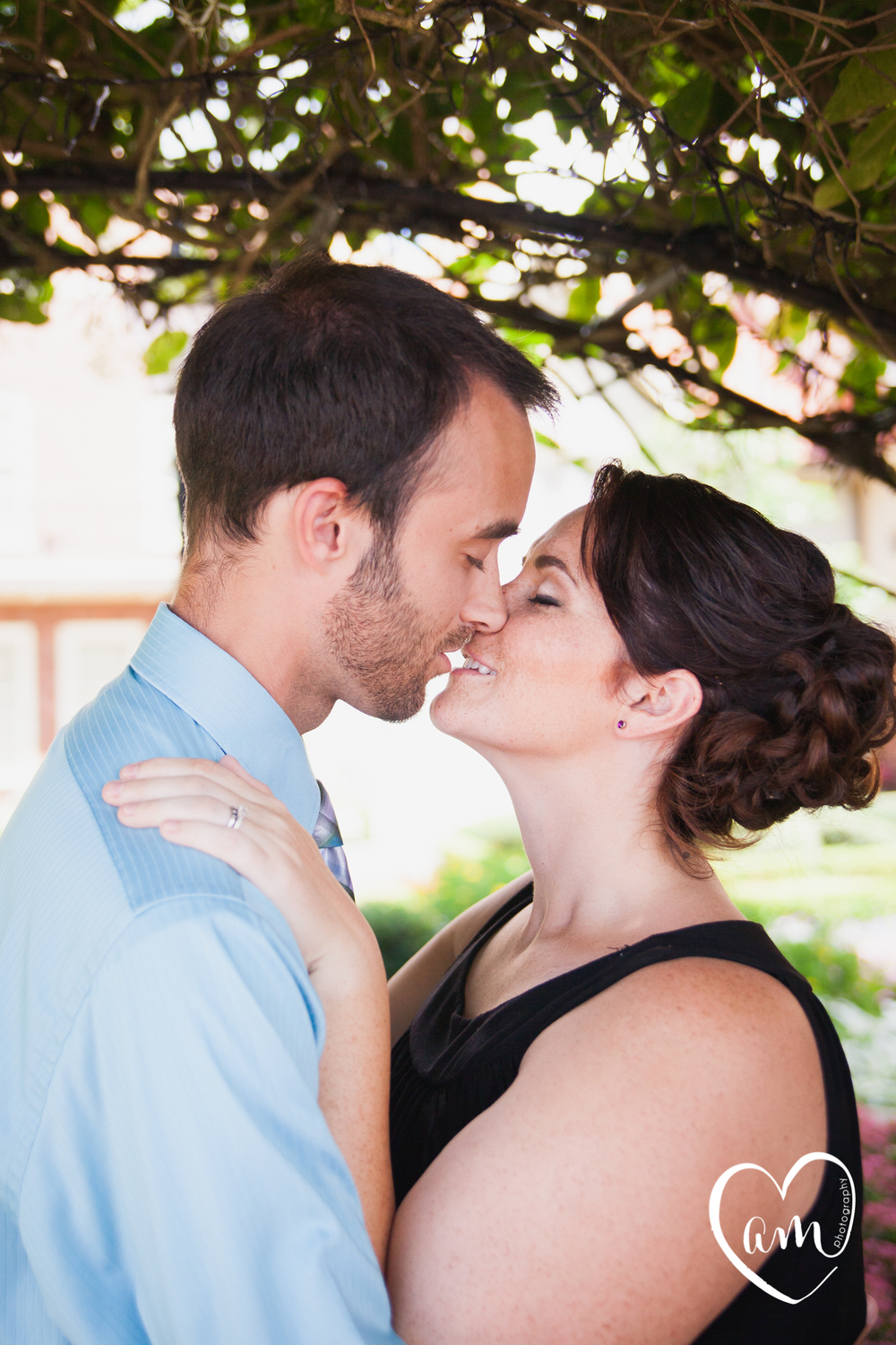 Epcot Engagement Session by Amanda Mejias Photography: Destination Wedding Photographer