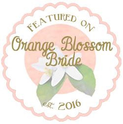 Amanda Mejias Photography featured on Orange Blossom Bride