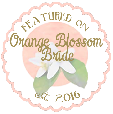 Amanda Mejias Photography featured on Orange Blossom Bride