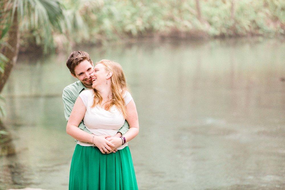 Kelly Park Engagement Session, Orlando Wedding Photographer