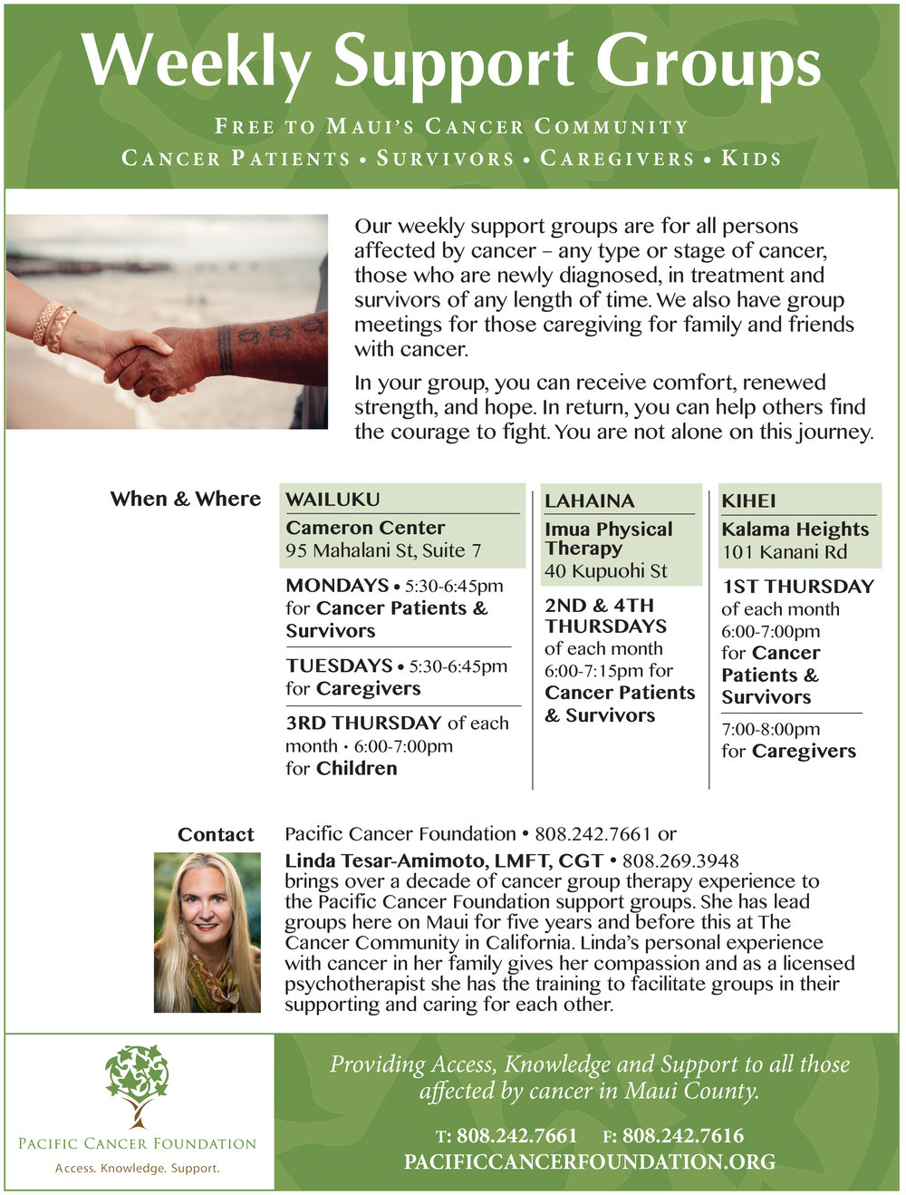 Weekly Support Groups Flyer.jpg