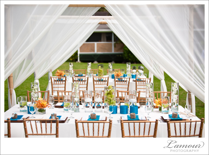 """Thank you so much for all your help and handwork at the Lipe + Salinas Wedding. The wedding celebration turned out great and we couldn't have done it without you! Already looking forward to our next event together.""   - Moana Events Hawaii"