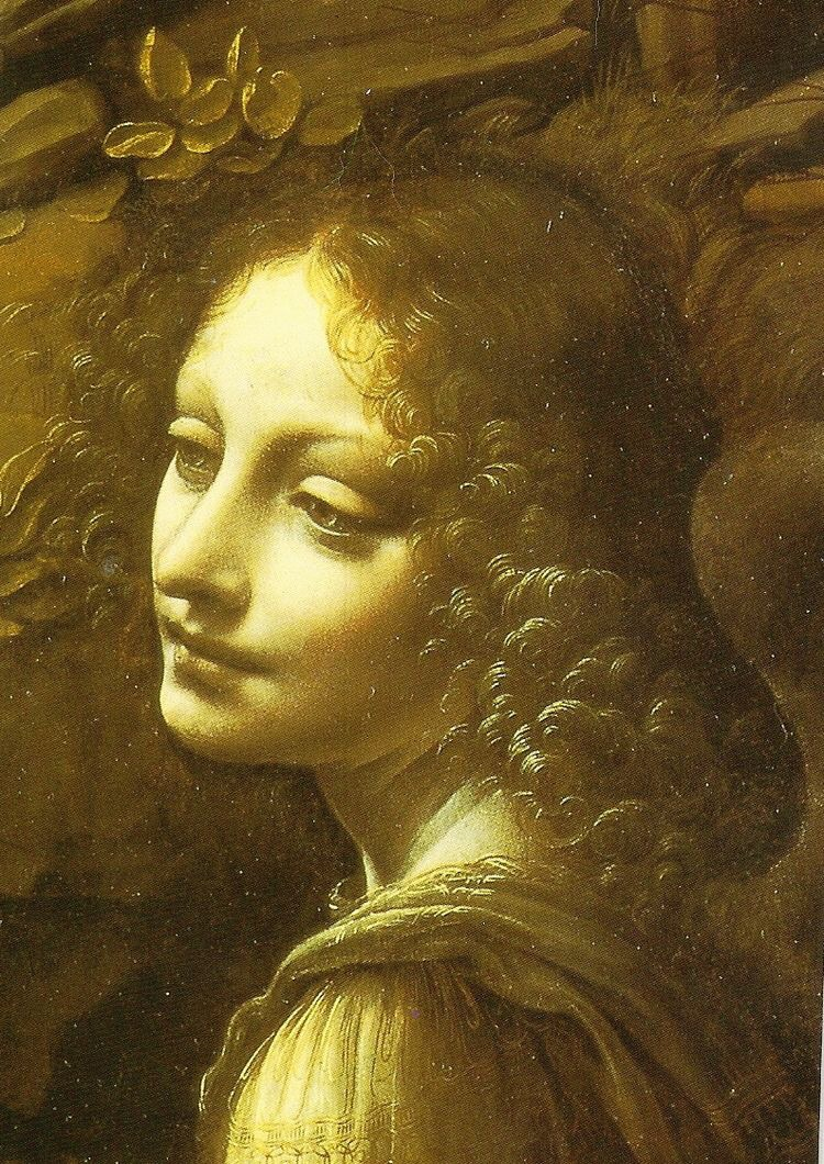 Inspiration: Detail of another Da Vinci Painting