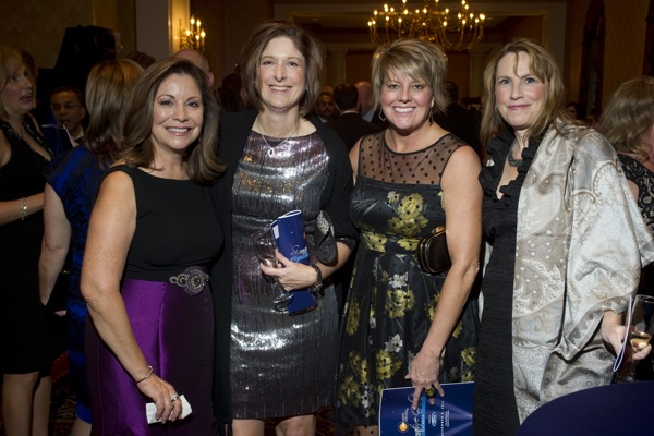 7 from left to right Maru Flores, MCWT President (Ford), Judy Asher (Ford) , Jackie Knittel (Fast Switch) and Teresa Bonner (information Builders).jpg