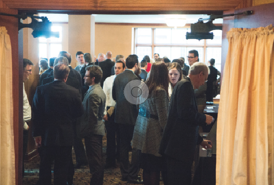 Automation Alley debuted the 2015 Technology Report at its Technology Industry Outlook event, held Feb. 12 at the Colony Club Detroit.
