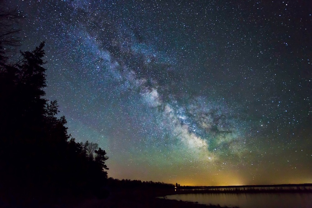Visitors to the Headlands International Dark Sky Park — a 600-acre parcel of undeveloped Lake Michigan shoreline — can view constellations, shooting stars, meteor showers, the Northern Lights and more.