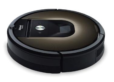 The Roomba robot vacuum.