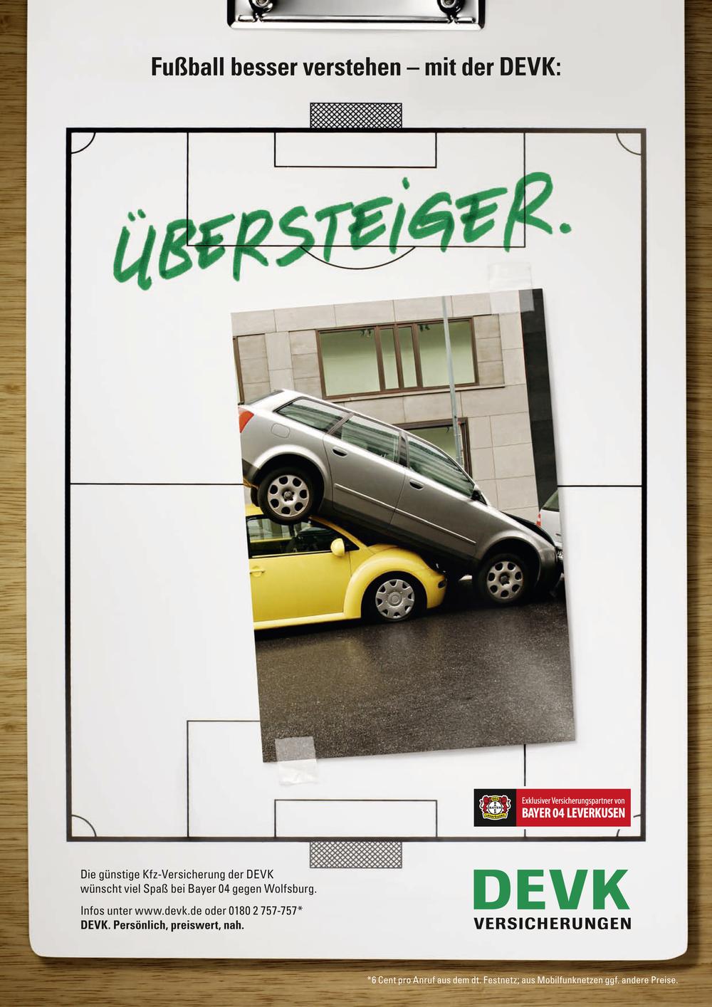 Devk Kfz Kampagne Ole Lisberg