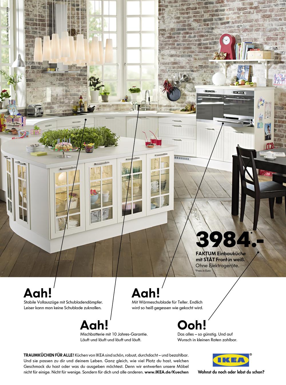 Großartig Läuft In Die Küche Bilder - Küchen Ideen Modern ...