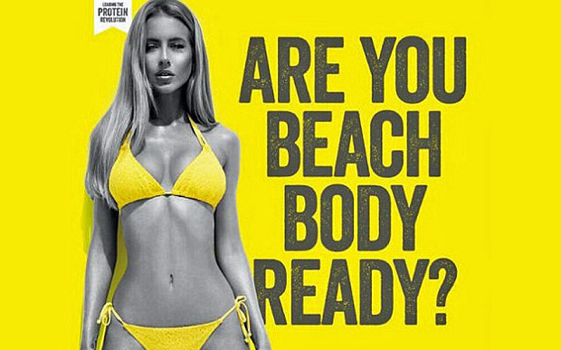 courtesy of Protein World
