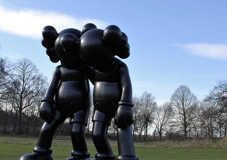 twopeasKAWS1