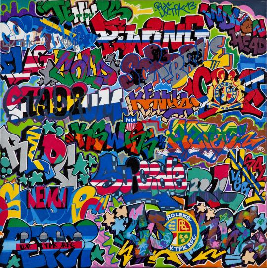 Lo Slang de Rolecs - Deepthroat.fr magazine - art urbain