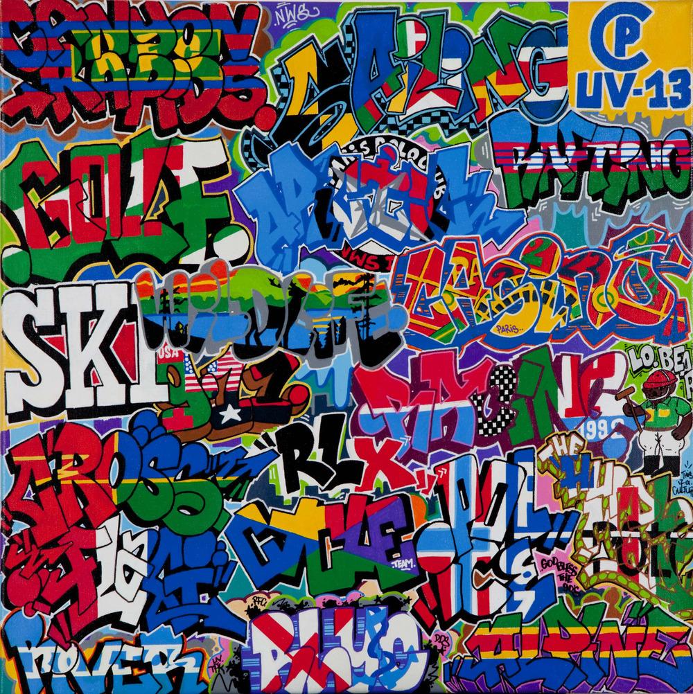 Lo Slang de Rolecs - DeepThroat.fr magazine Art