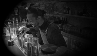 Ricardo Vicente Bartender et créateur de Dragon & Phénix