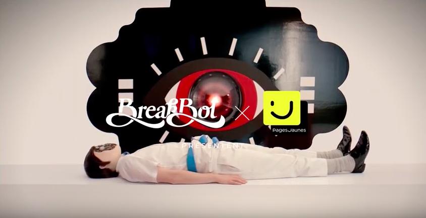 Breakbot My toy