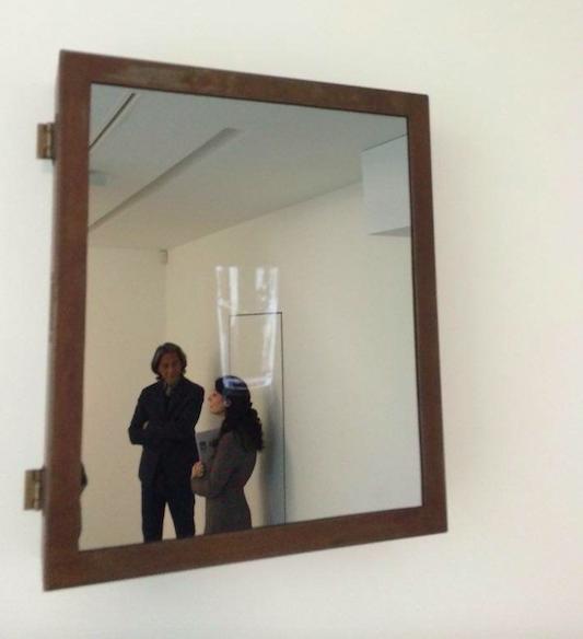 Ken Matsubara à la Galerie Eric Mouchet - photo © Cédric Amiot