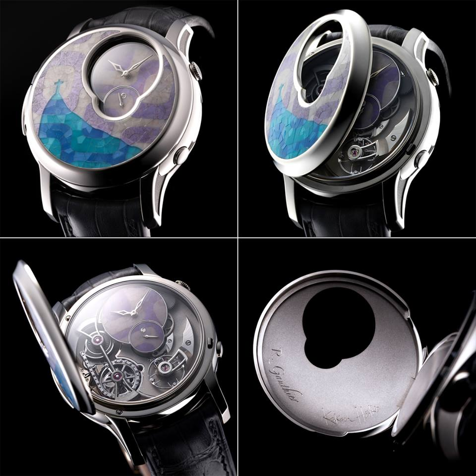 Kakau Höfke designed for Romain Gauthier