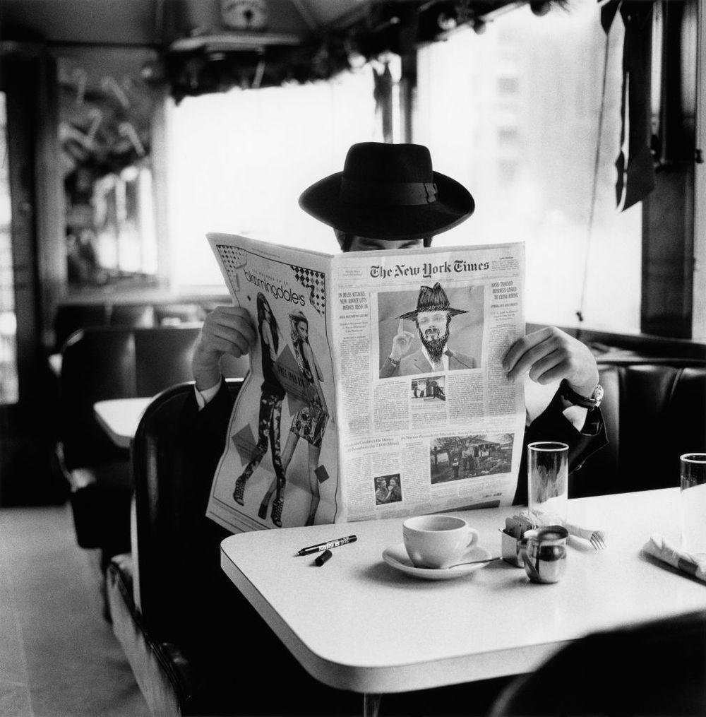 The New York Times © Sacha Goldberger