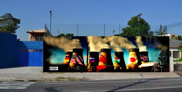 Pollution World Air ©Kobra