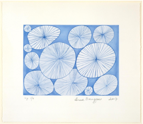 Untitled No. 2, 2004 © Louise Bourgeois