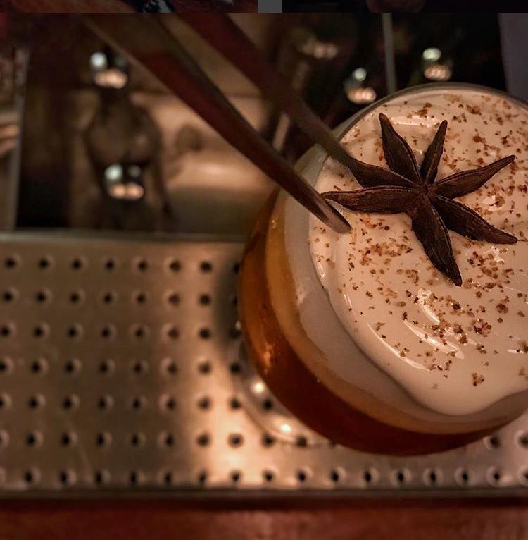 Cocktail TLV no Explorer Bar
