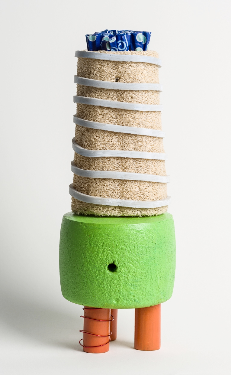Copy of Loofah Tower 2