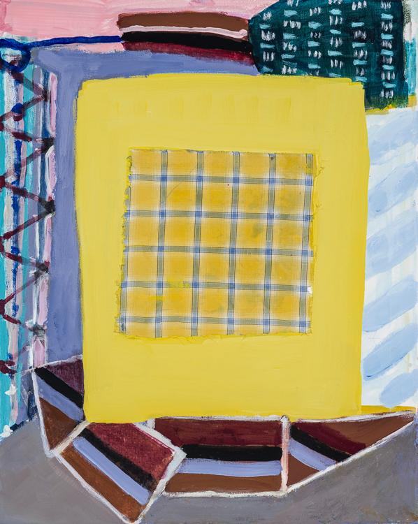 Yellow Blanket