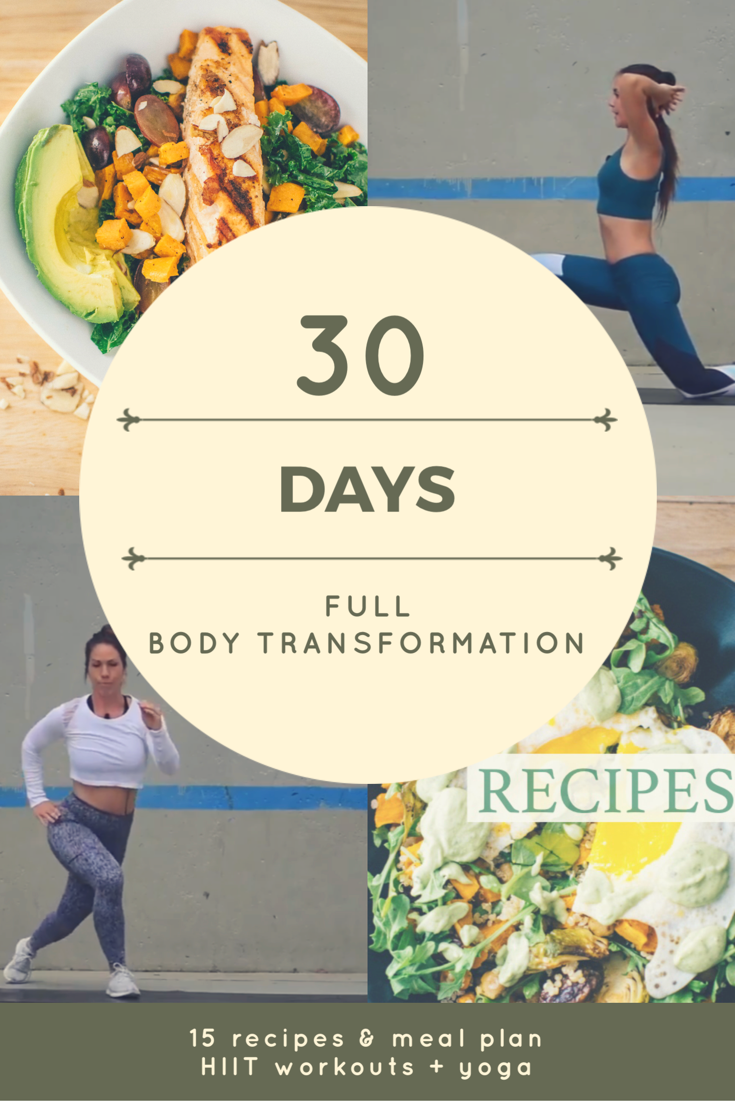 30 day body project volume 1 bowls