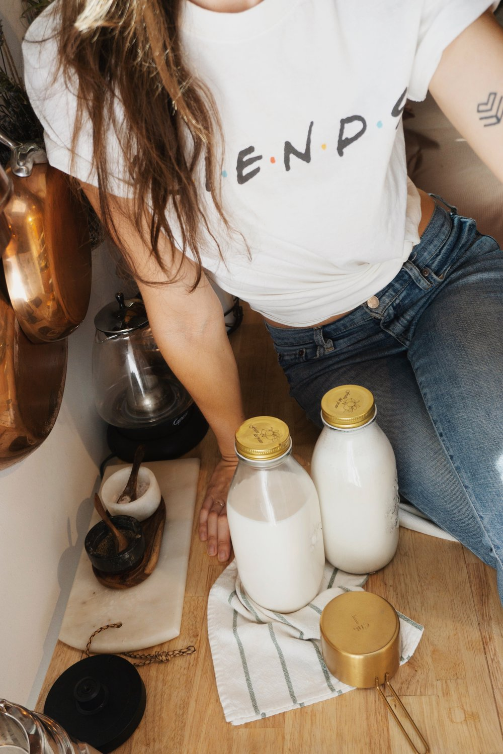 how to make your own mylk