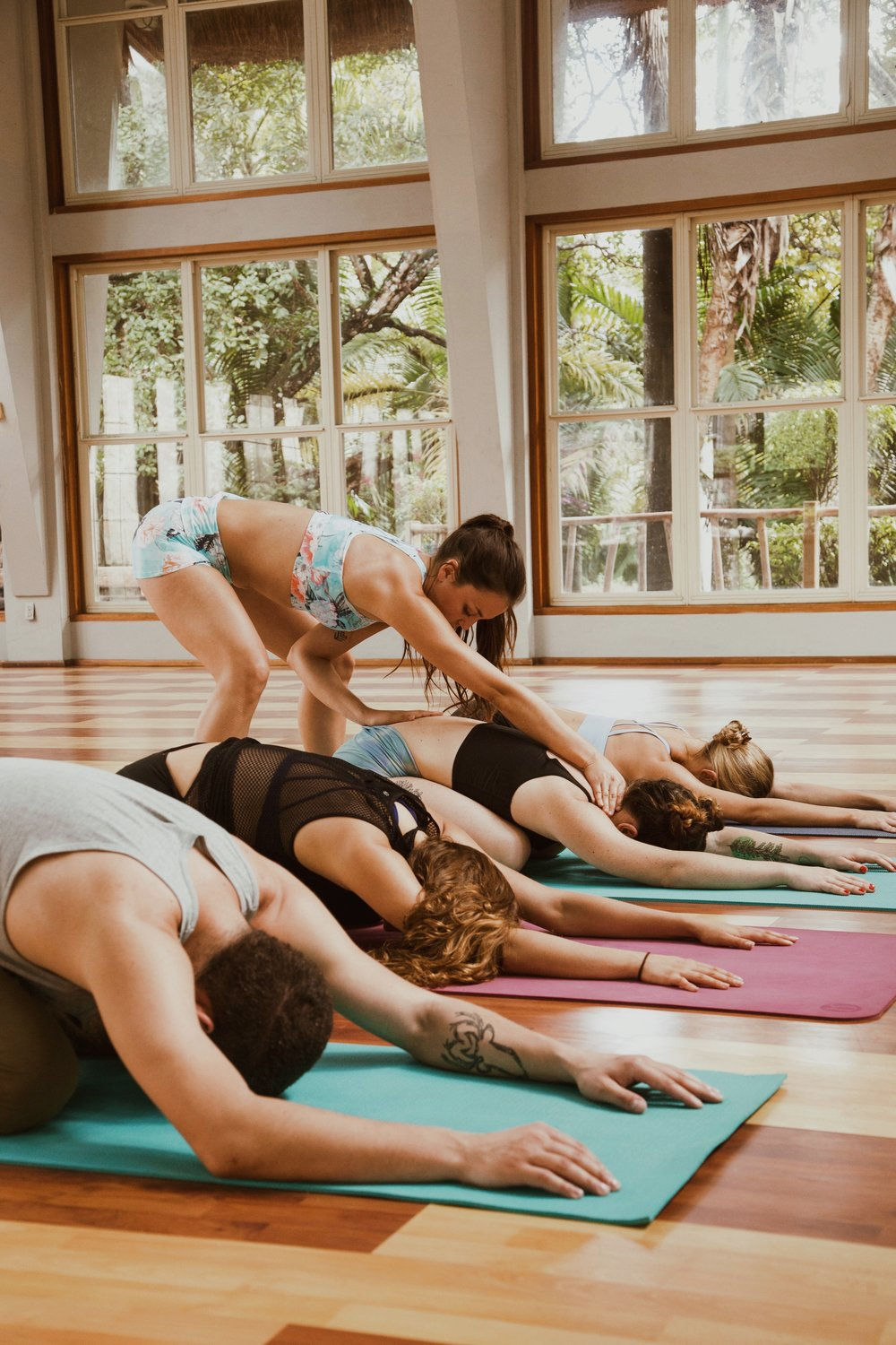 Join The Immersion Crew - learn the foundations of your body to grow in your practice