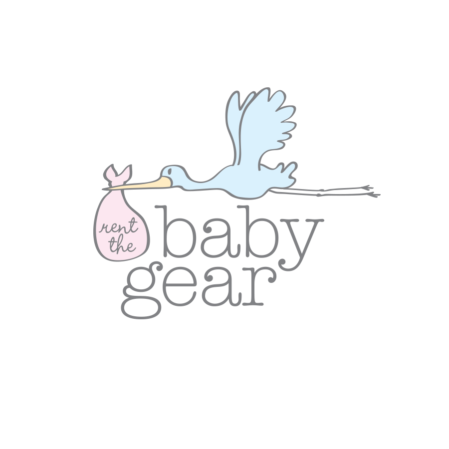 COMPANY  // Freelance  CLIENT  // Rent The Baby Gear //  rentthebabygear.com   Custom Logo Design & Development