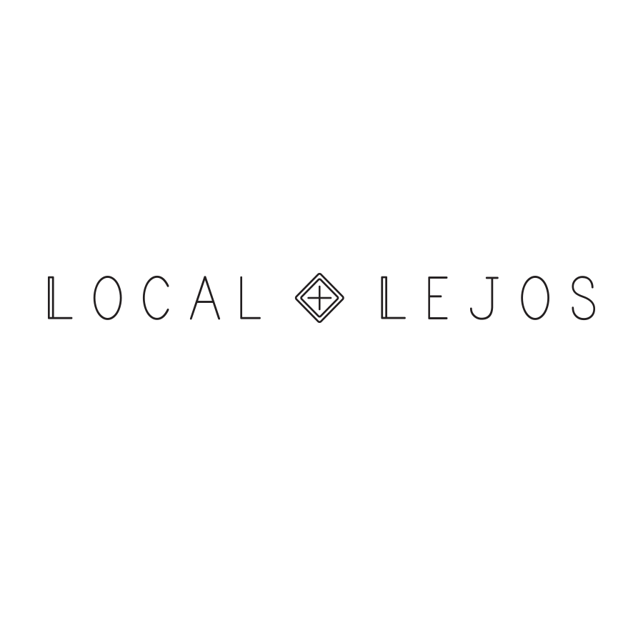 COMPANY  // Freelance  CLIENT  // Local + Lejos //  localandlejos.com   Custom Logo Design & Development