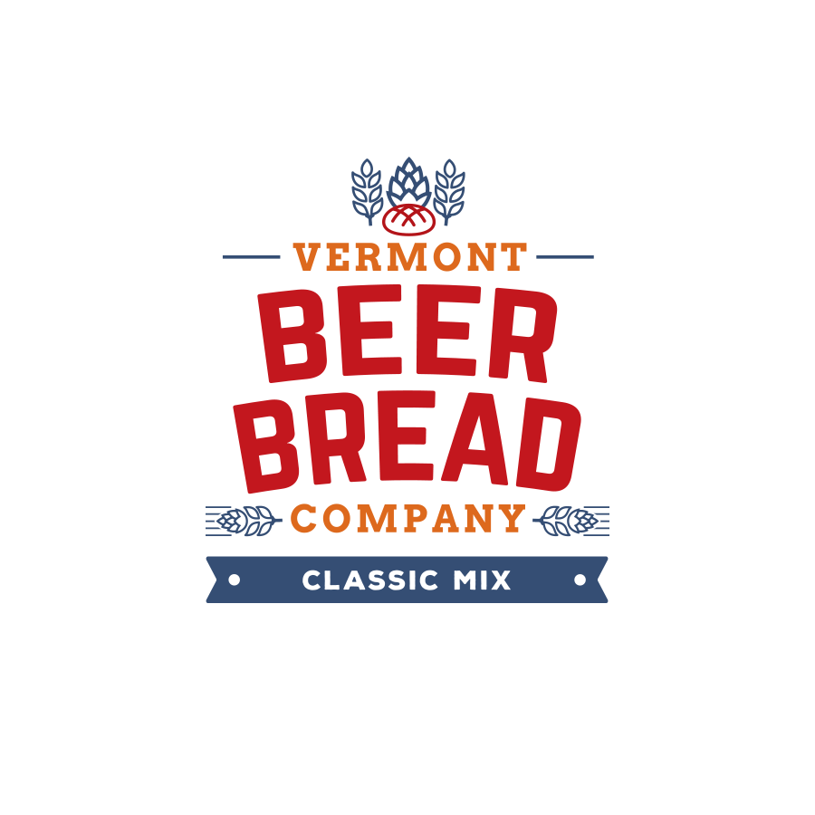 COMPANY  // Skillet Design & Marketing //  skilletcreative.com   CLIENT  // Vermont Beer Bread Company  Logo Design & Development