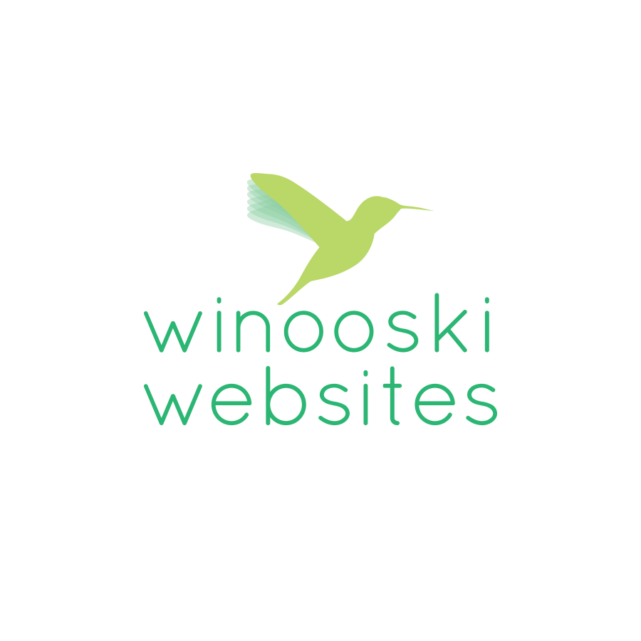 COMPANY  // Freelance  CLIENT  // Winooski Websites  Custom Logo Design & Development