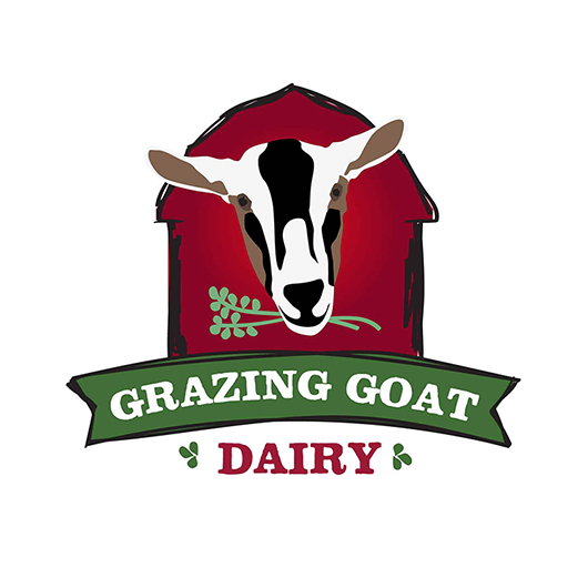 COMPANY  // Skillet Design & Marketing //  skilletcreative.com   CLIENT  // Grazing Goat Dairy  Logo Design & Development