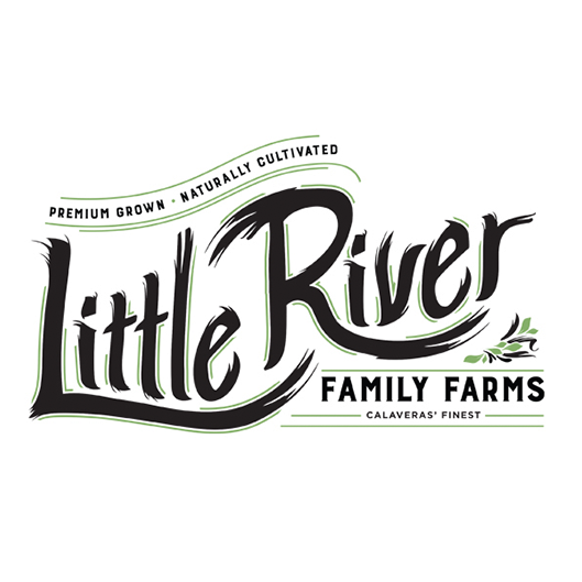 COMPANY  // Skillet Design & Marketing //  skilletcreative.com   CLIENT  // Little River Family Farms  Logo Design, Development, & Application