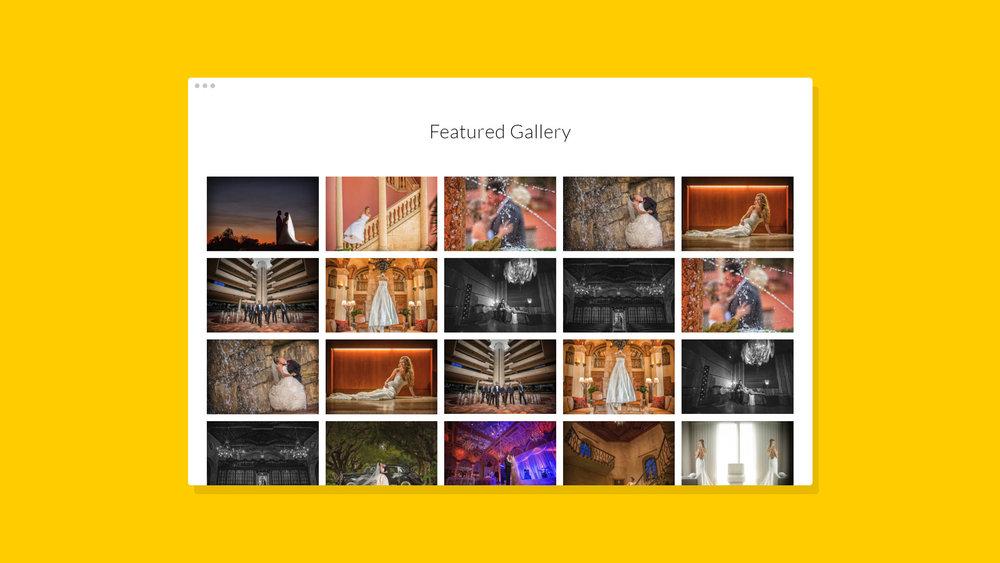Muñoz Photography Website Showcase 8