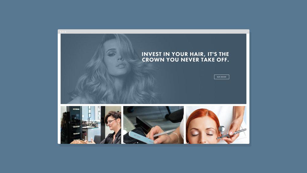 www.dawnedwardssalon.com | Barajas Design