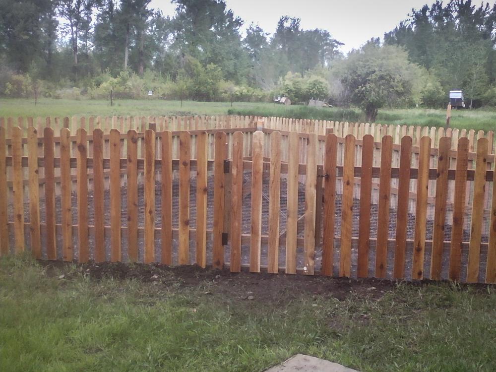 Fences and Gardens