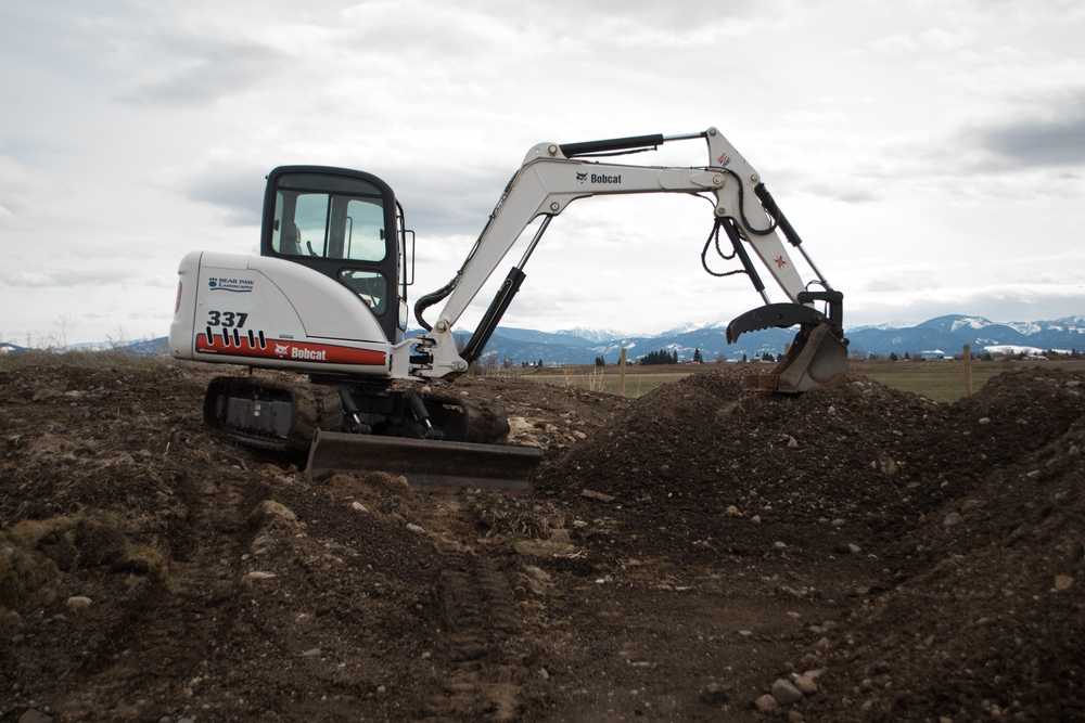 Mini-Excavator Services