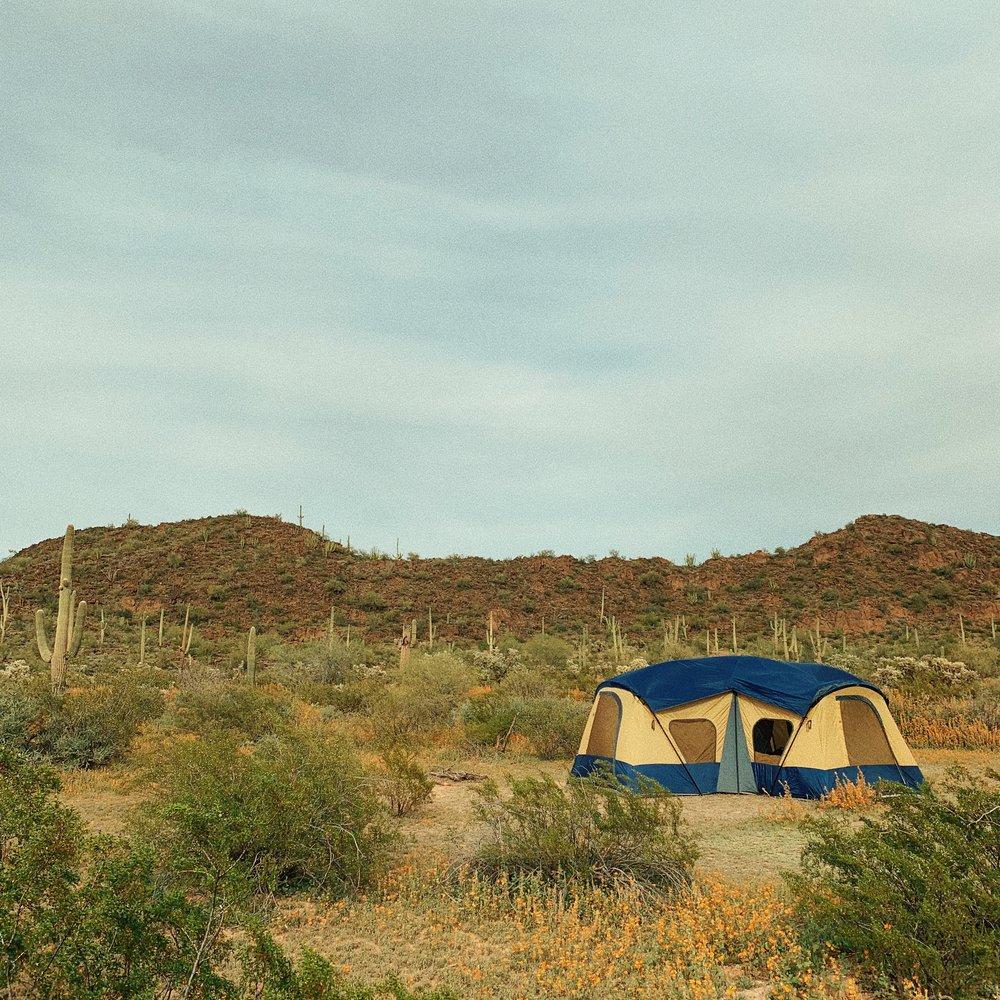 our tent, tohono o'odam nation, 2019